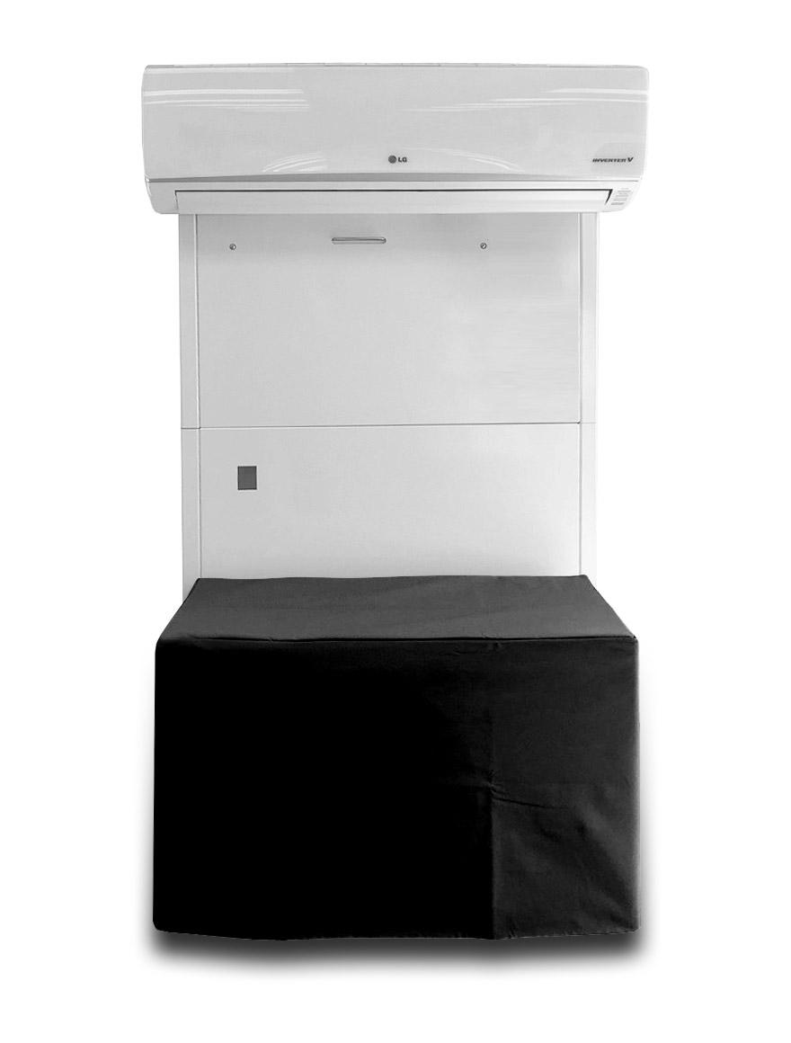 Mini Split Air Conditioner Cover Helps Eliminate
